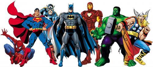 Afbeeldingsresultaat voor superheroes